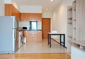 Villa Sathorn – condo for rent | 50 m. to Krung Thonburi BTS | fitted kitchen + washer | 10 mins to Sathorn-Silom