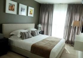 Aspire Sukhumvit 48 – Bangkok condo for rent | 8 mins walk to Phra Khanong BTS | fitted kitchen + washing machine