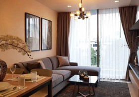 Downtown 49 – condo for rent in Phrom Phong – Thonglor   bright open view   1.7 km. to Wells international school