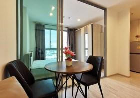 Ideo Mobi Bangsue Grand Interchange – Bangkok condo for rent | 200 m. to Tao Poon MRT  | steps to lots of food options