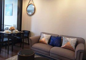 The Line Sukhumvit 71 – Bangkok condo for rent | 550 m. to Phra Khanong BTS | gym, pool, garden, co-working space