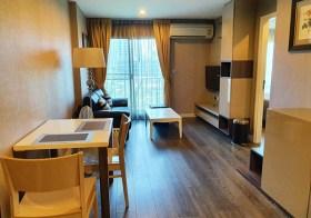 The Crest Sukhumvit 49 – Bangkok condo | shuttle service to Thonglor BTS |  corner unit + open view | bathtub + washer