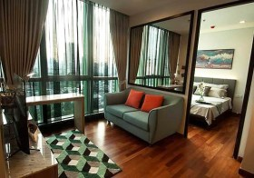 Wish Signature Midtown Siam – condo for rent | 450-750 m. to Ratchathewi-Phayathai BTS & airport link |south facing, private lift