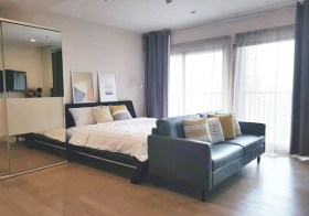 Noble Remix Sukhumvit 36 – Bangkok condo for rent | direct access to Thonglor BTS | fitted kitchen + washer + bathtub