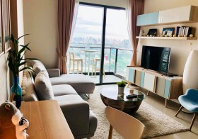 Starview Rama 3 – Bangkok condo for rent | 280 m. to Rama IX Bridge BRT | breathtaking view | private lift | gym, pool, garden