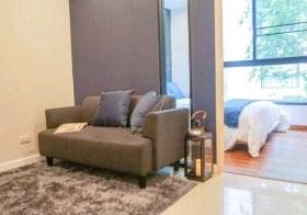 Zenith Place Sukhumvit 42 – Bangkok condo for rent | 7 mins walk to Ekkamai BTS & Gateway shopping mall | gym, pool, green space