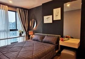 Ideo O2 – Bangkok condo for rent | 700 m. to Bangna BTS | south facing, open view, 20 mins to downtown Bangkok