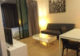 Noble RE:D – Bangkok condo for rent | 3 mins walk to Ari BTS | unobstructed view, bathtub, washing machine
