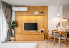 Life One Wireless condo | 8 mins walk to Ploenchit BTS | fully furnished with washer | 290 m. to Embassy of Switzerland