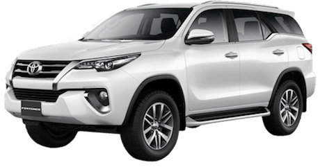 Fortuner huahintaxi airport