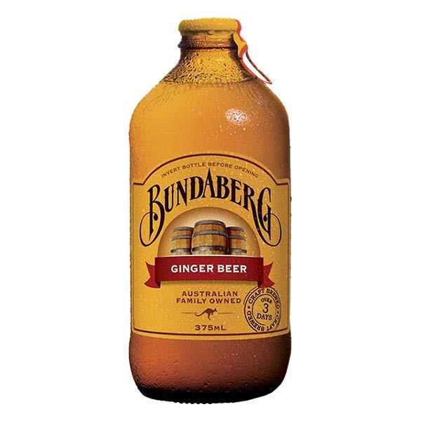 Bundarberg Ginger Beer Bottle from Australia