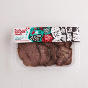 Roast Beef Ready Meals