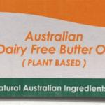 Peerless Australian Dairy Free Butter Oil Plant Based 5kgsBox
