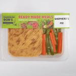 Sheperd's Pie Packaging Ready Meal
