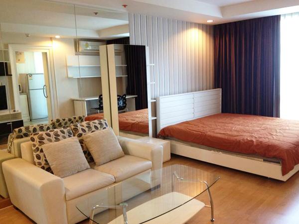 Symphony Sukhumvit (ซิมโฟนี่ สุขุมวิท) คอนโดให้เช่า – Bangkok condo for rent | close to Bang Chak BTS (บางจาก) | fully furnished, separate kitchen + washing machine