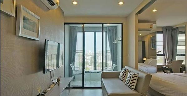 Ideo Q Chula-Samyan (ไอดีโอ คิว จุฬา-สามย่าน) คอนโดให้เช่า | Bangkok condo for rent | 300 m. to Samyan MRT (สามย่าน) | north facing + unobstructed view