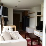Treasure Silom – condo for rent near Surasak BTS, Bangkok
