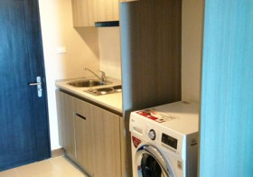 Belle Grand Rama 9 – Bangkok apartment for rent, 5 mins walk to Central plaza