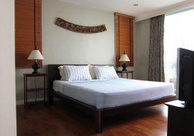 Baan Siri Silom Bangkok – 2 bedroom condo for rent near Surasak BTS skytrain