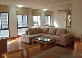 Vanicha Park Langsuan – 3 BR apartment for rent in Bangkok, 70k