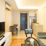 H Sukhumvit 43 – 1BR condo for rent in Prompong Bangkok, 30K