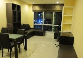 Baan Sathorn Chaophraya – riverside condo for rent, 2BR, 35k