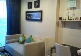Rhythm Sukhumvit 50 – modern apartment for rent in Bangkok, close to On Nut BTS, 23k