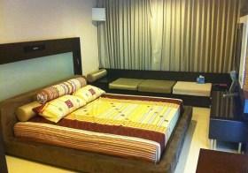 Lumpini Place Narathiwat-Chaopraya – riverside condo for rent, 1BR, 15k