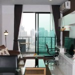 Supalai Premier@Asoke – 1BR apartment for rent in Asoke Bangkok, 26K