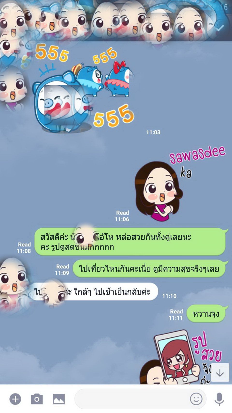Newly Succeeded Client Share Happy Photos with Bangkok Matching 412201