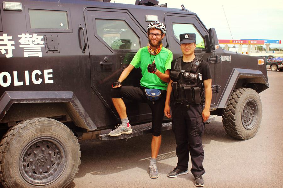 Forces anti-terroristes