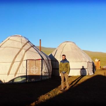 Découverte du Kirghizstan et de ses nomades