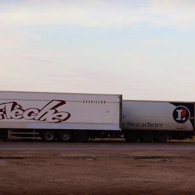 Camions anciennement français !