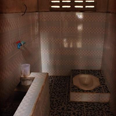 Toilette et douche (bain)