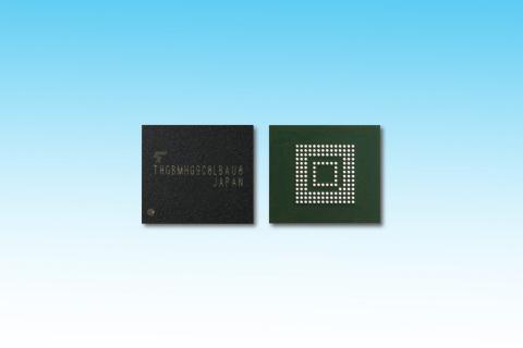 โตชิบาขยายไลน์  อัพของผลิตภัณฑ์แฟลชเมโมรี่ JEDEC e∙  MMC™ เวอร์ชั่น 5.1 คอมไพลแอนท์ฝังด้  วย NAND แฟลชเมโมรี่