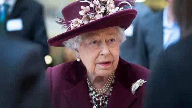 british queen elizabeth infections corona