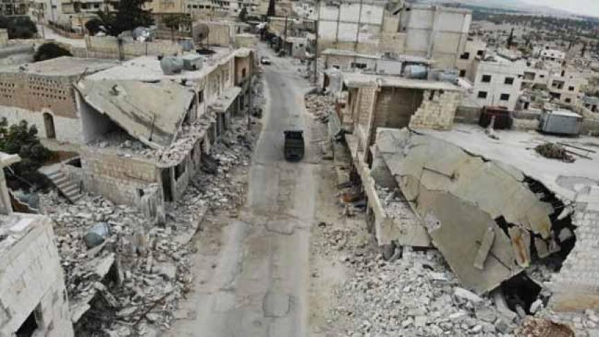siria town new