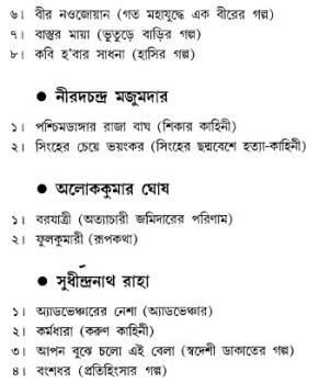 Kishor Mela contents 2