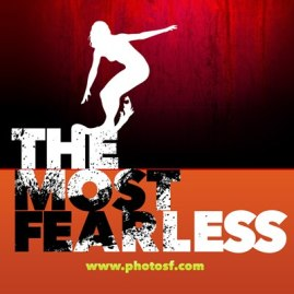 The Most Fearless cover