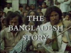 The Bangladesh Story cover