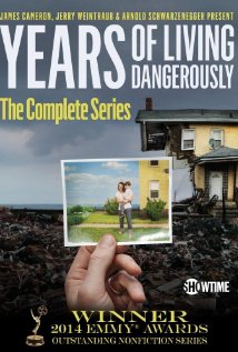Years of Living Dangerously poster