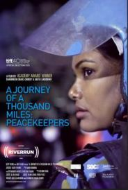 A Journey Of A Thousand Miles - Peacekeepers (2015) cover