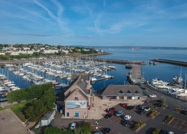 Bangor Marina Building, Best Hotels in Bangor Seafront, Northern Ireland