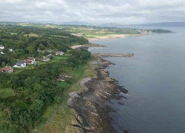 Carnalea to Crawfordsburn, North Down Coastal Path. Bangor to Carnalea