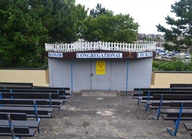 Bangor Congregational Church, Pickie Fun Park in Bangor Northern Ireland