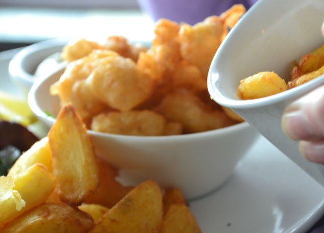 Portavogie Scampi, Traditional Northern Ireland Food and Drink