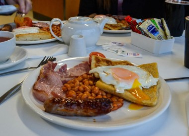 Traditional Ulster Fry, Traditional Northern Ireland Food and Drink