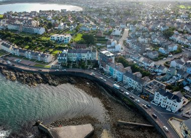 Seacliff Road to Ballyholme, Best Hotels in Bangor Seafront, Northern Ireland
