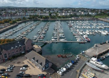 Bregenz House Marina, Best Hotels in Bangor Seafront Town Centre, Northern Ireland