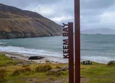 Keem Bay, Achill Island, Wild Atlantic Way Road Trip West Coast of Ireland